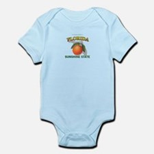Florida Sunshine State Infant Bodysuit
