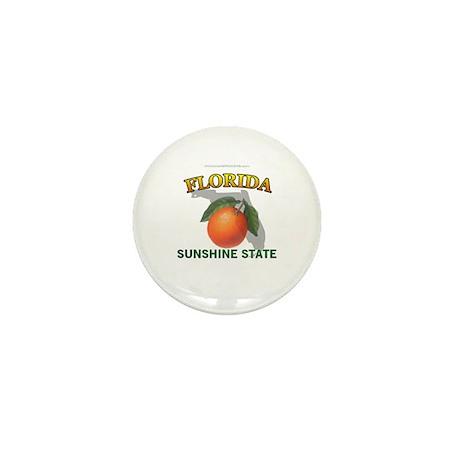 Florida Sunshine State Mini Button (10 pack)