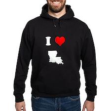 I Luv Louisiana Hoody