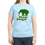 Never forget Women's Light T-Shirt