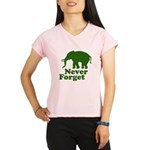Never forget Performance Dry T-Shirt