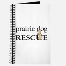 prairie dog RESCUE Journal