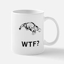 Platypus WTF Mug