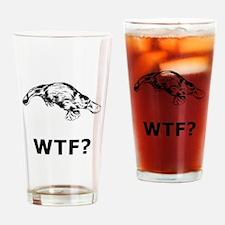 Platypus WTF Drinking Glass