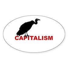 vulture capitalism Decal