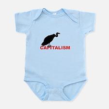 vulture capitalism Infant Bodysuit