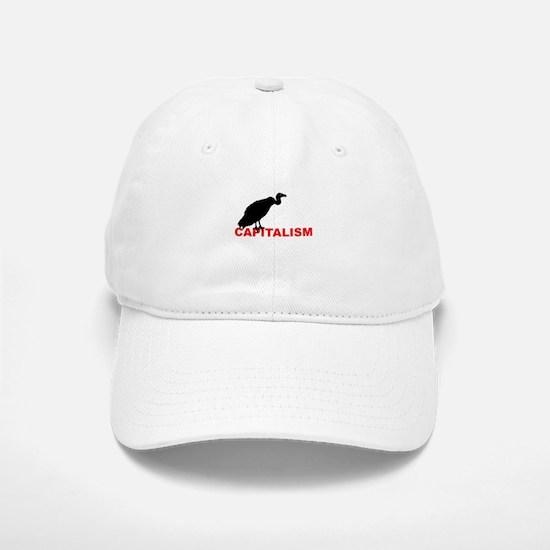 vulture capitalism Baseball Baseball Cap