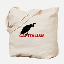 vulture capitalism Tote Bag