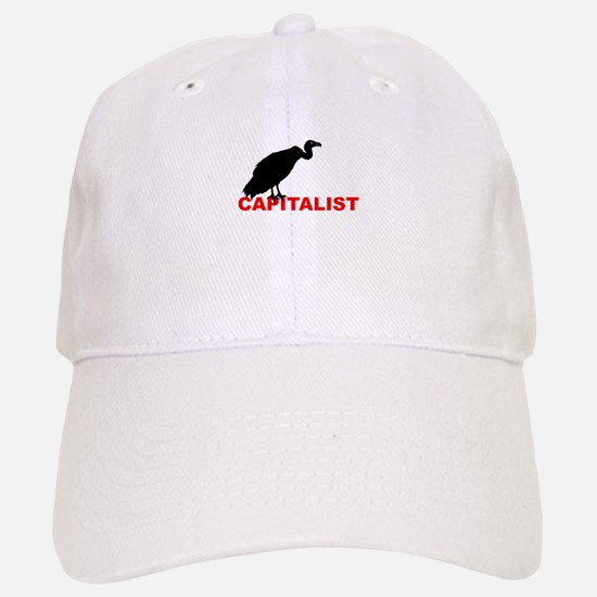 vulture capitalist Baseball Baseball Cap