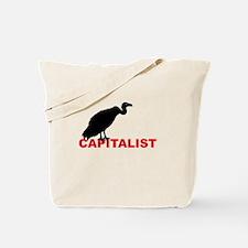 vulture capitalist Tote Bag