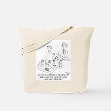 Missing A Bit Of Genetic Code Tote Bag