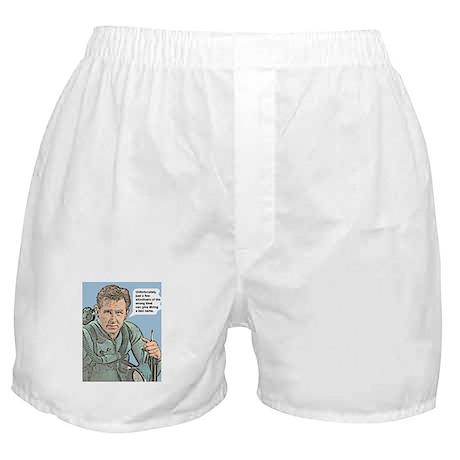 Vintage Skin Divers Boxer Shorts