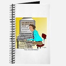 Data Spilling Everywhere Journal