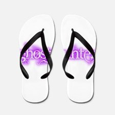 Unique Ghost hunter Flip Flops