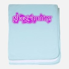 Paranormal investigator baby blanket