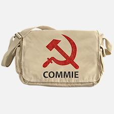 Vintage Commie Messenger Bag
