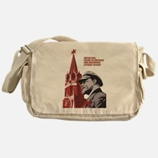 Lenin Messenger Bag