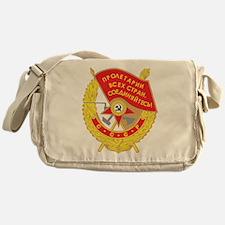 Red Standart's Order Messenger Bag