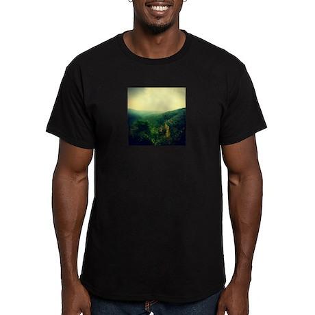 Masdelvallia Black T-Shirt