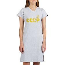 Vintage CCCP Women's Nightshirt