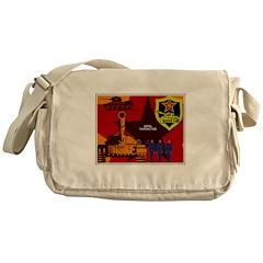 Tankman Day Messenger Bag