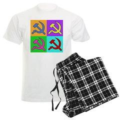 Warhol Style CCCP Pajamas
