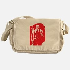 Vintage Lenin Messenger Bag