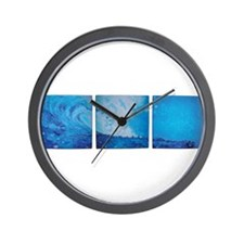 Todos Santos Wall Clock