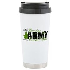 Grandson Combat Boots - ARMY Travel Mug