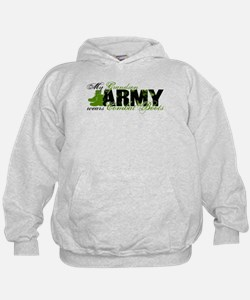 Grandson Combat Boots - ARMY Hoodie