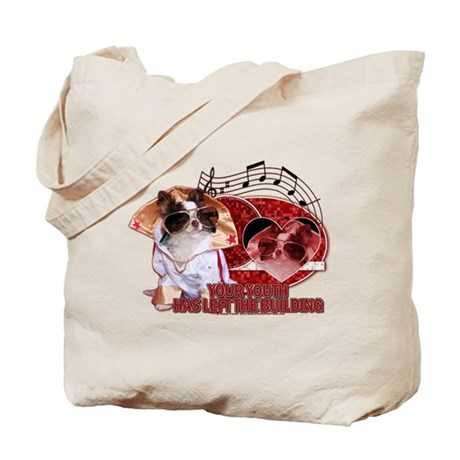 BDay - Your Youth Has Left the Building Tote Bag