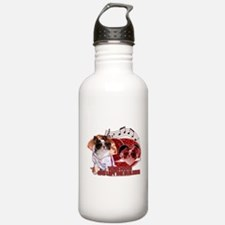 BDay - Your Youth Has Left the Building Water Bottle
