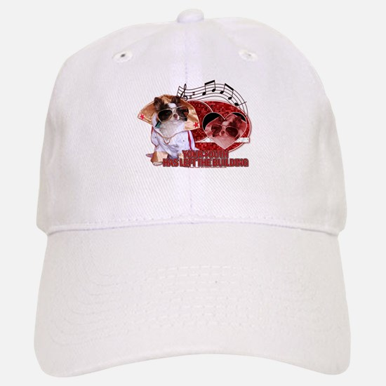 BDay - Your Youth Has Left the Building Baseball Baseball Cap