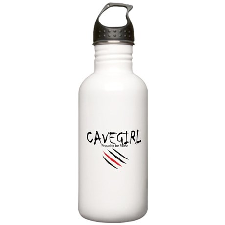 Cavegirl Stainless Water Bottle 1.0L