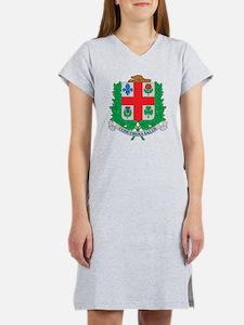 Montreal Coat Of Arms Women's Nightshirt