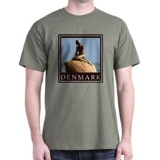 Denmark Little Mermaid T-Shirt