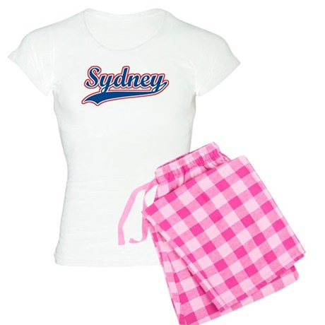 Retro Sydney Women's Light Pajamas