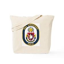 USS Pinckney DDG 91 Tote Bag