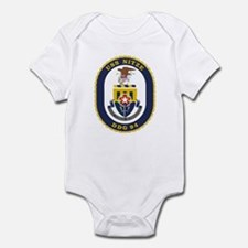 USS Nitze DDG 94 Infant Creeper