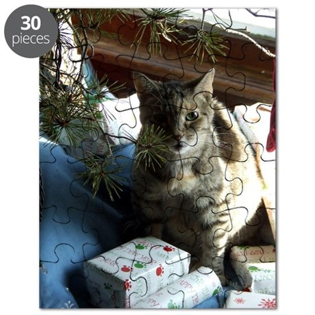 Cleo the Cat Puzzle
