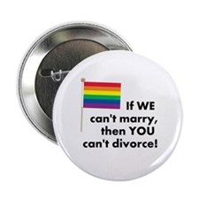 """If WE can't marry 2.25"""" Button (10 pack)"""