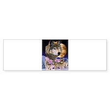 Pack Spirit Bumper Sticker