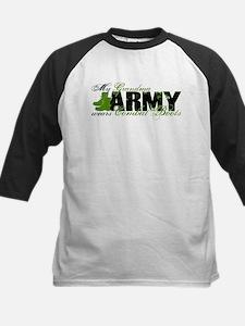 Grandma Combat Boots - ARMY Tee