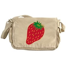 Strawberry Messenger Bag