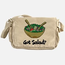 Got Salad Messenger Bag