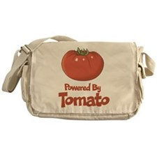 Powered By Tomato Messenger Bag
