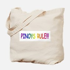 Pinoys Rule Tote Bag