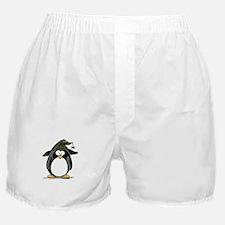 Witch penguin Boxer Shorts