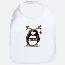 Rudolph penguin Bib