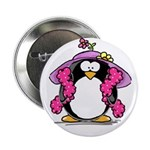 Diva penguin Button